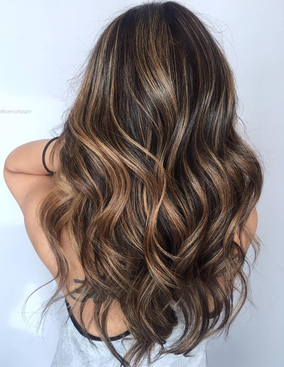 The Hottest Trends for Brown Hair with Highlights To Nail in ...