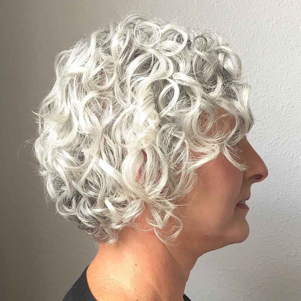 60 Trendiest Hairstyles And Haircuts For Women Over 50 In 2020