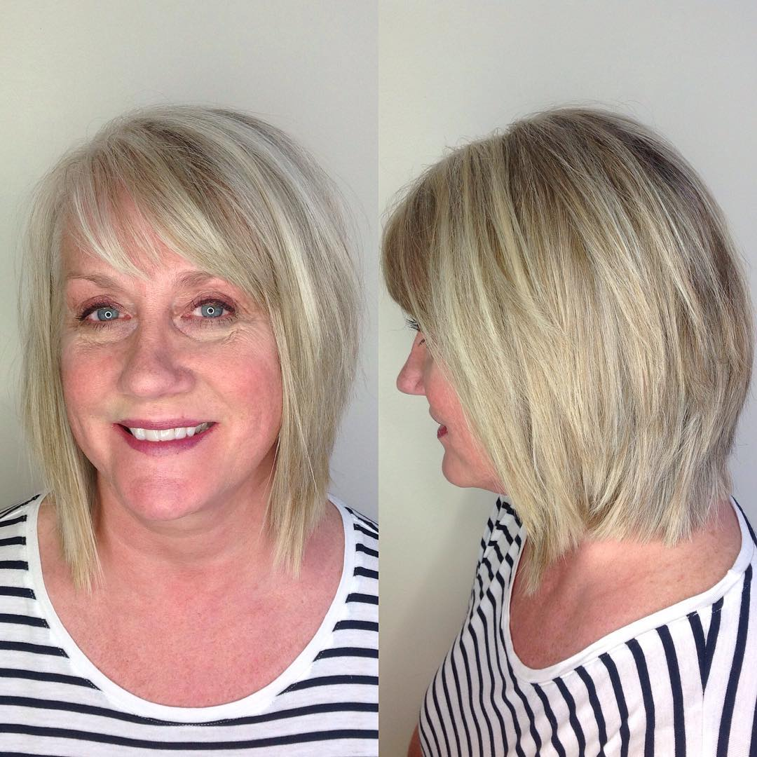 60 Trendiest Hairstyles And Haircuts For Women Over 50 In 2021