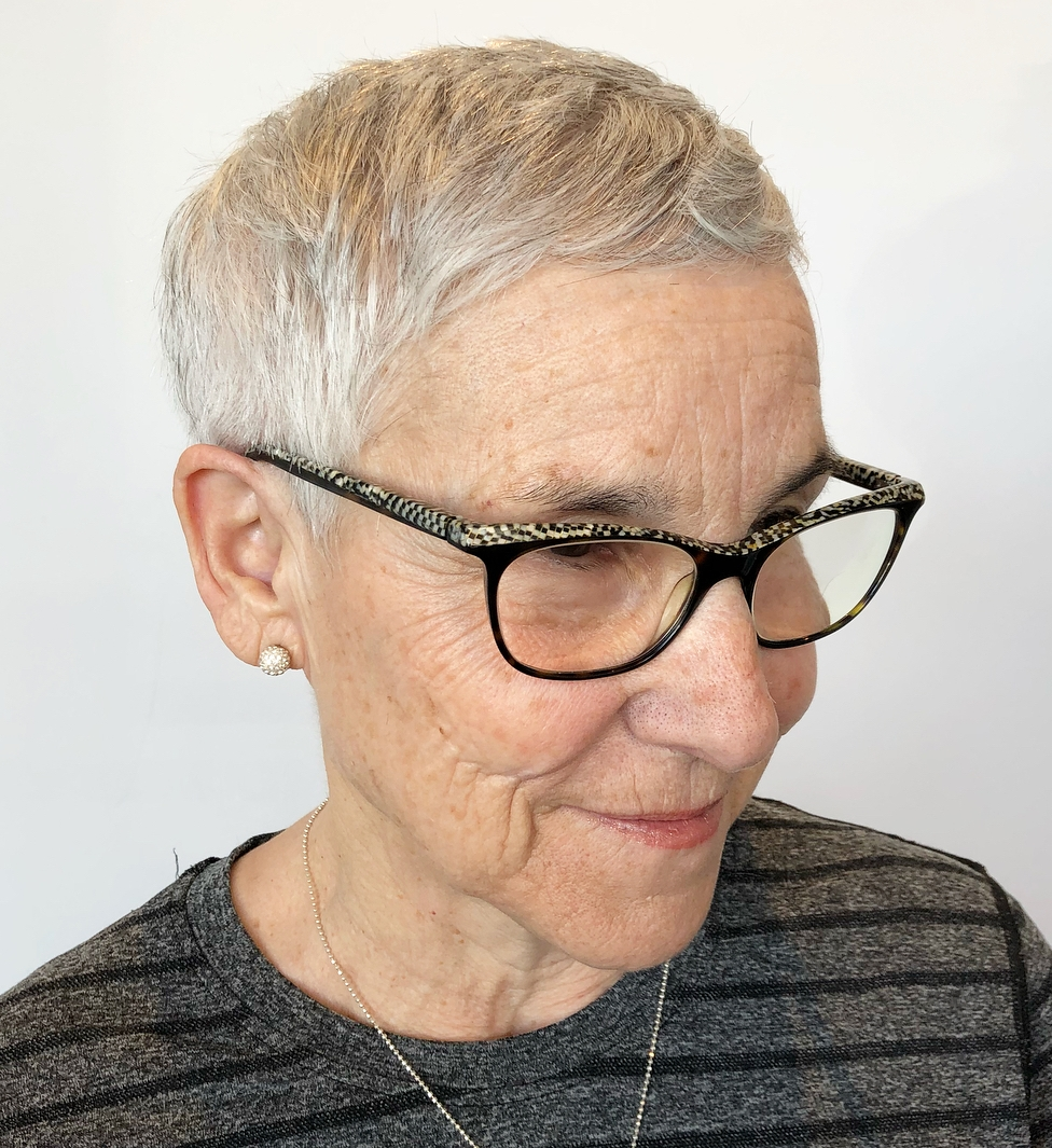 60 Hottest Hairstyles And Haircuts For Women Over 60 To