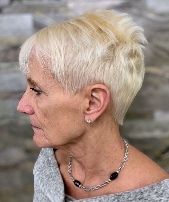 60 Hottest Hairstyles And Haircuts For Women Over 60 To Sport In 2020