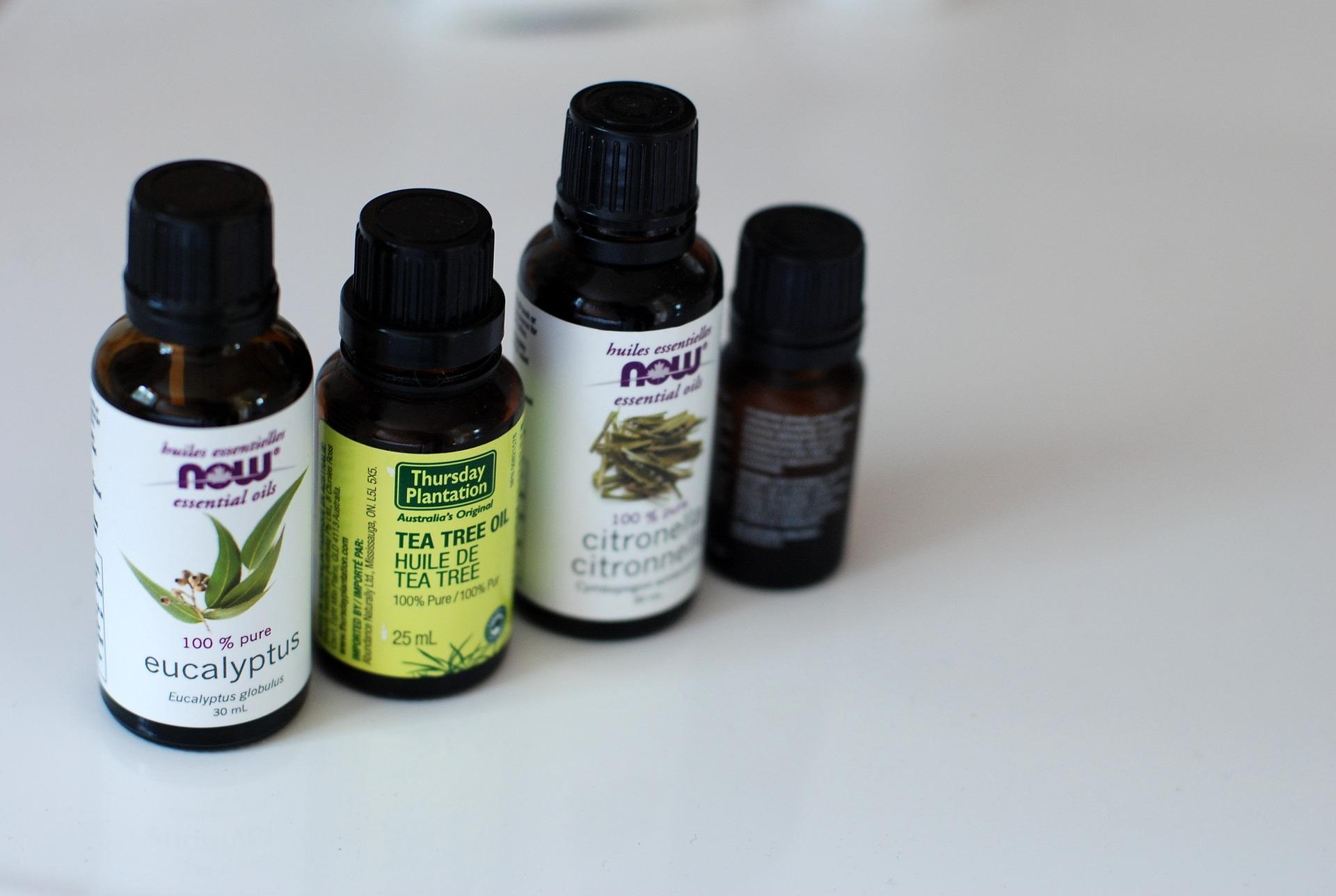 Acne Treatment with a tea tree oil