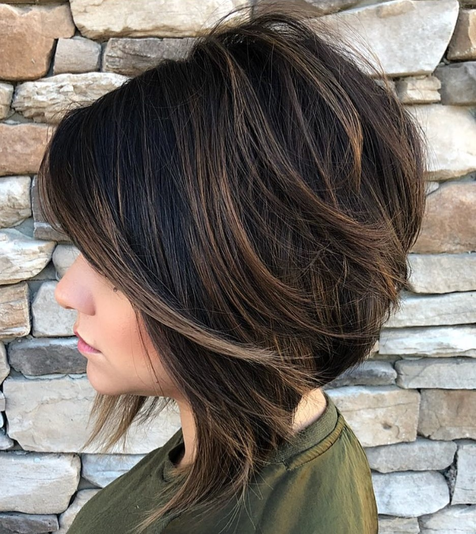 40 Awesome Ideas For Layered Bob Hairstyles You Can T Miss In 2021