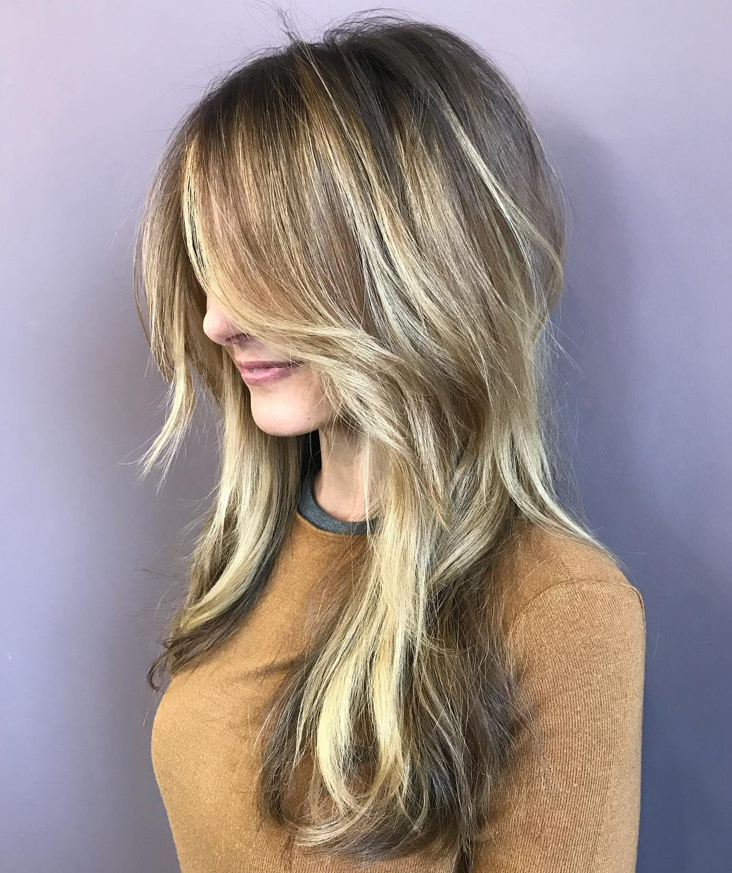 35 Stunning Long Haircuts For Women To Try In 2020