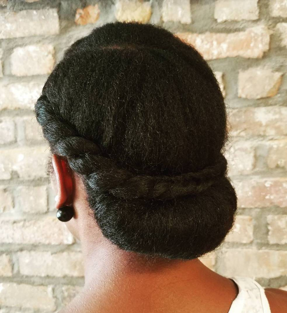 Groovy 35 Protective Hairstyles For Natural Hair Captured On Instagram Schematic Wiring Diagrams Amerangerunnerswayorg
