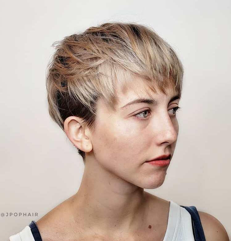 Piece-Y Bowl Cut For Long Faces