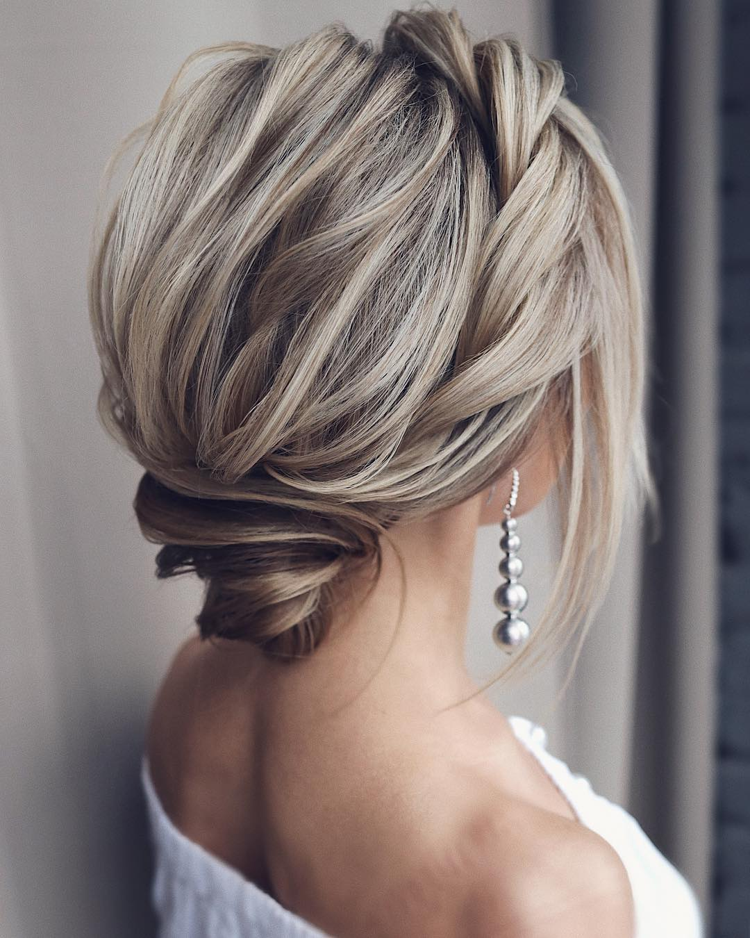 50 Lovely Updo Hairstyles That Are Trendy For 2020